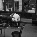 Restauration en pause. Paris 2021